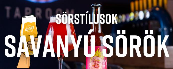 Sörstílusok: Savanyú sörök I.