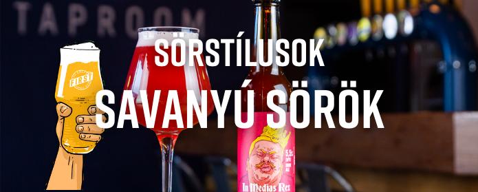 Sörstílusok: Savanyú sörök II.